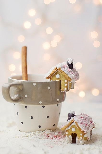 House warming - hot chocolate