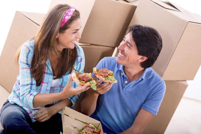 Top 10 tips for Moving with Food