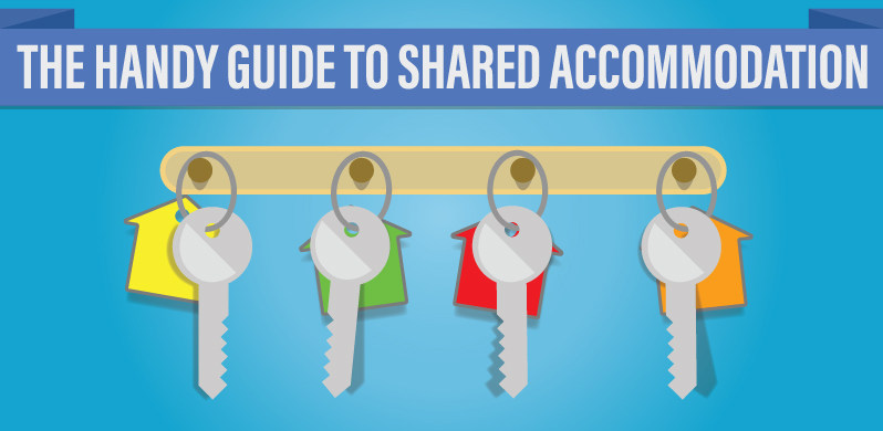 The Handy Guide to Shared Accommodation