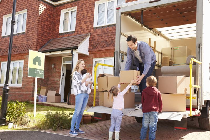 Are you addicted to moving house?